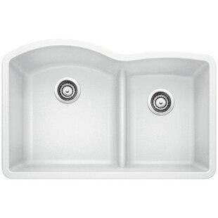 White Kitchen Sinks You\'ll Love   Wayfair