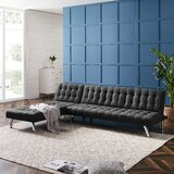 Avarni 100'' Reversible Sleeper Sofa & Chaise by Latitude Run®