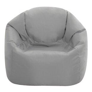 Medium Kids Hi-Rest Bean Bag Chair By Symple Stuff
