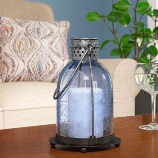 Wallingford Glass Lantern