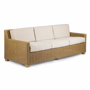 Traverse Patio Sofa with Sunbrella Cushions by Eddie Bauer