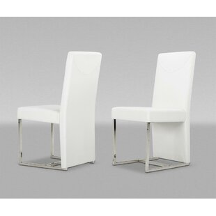 Humphery Upholstered Dining Chair (Set of 2) Orren Ellis