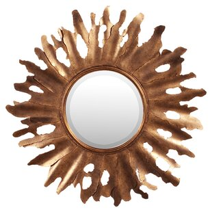 World Menagerie Sunburst Accent Mirror