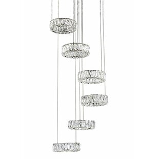 Spectrum 6-Light Pendant b..