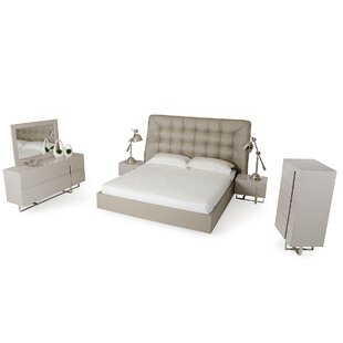 Sommerset Upholstered Platform Configurable Bedroom Set by Orren Ellis