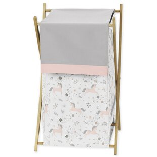 Unicorn Laundry Hamper BySweet Jojo Designs