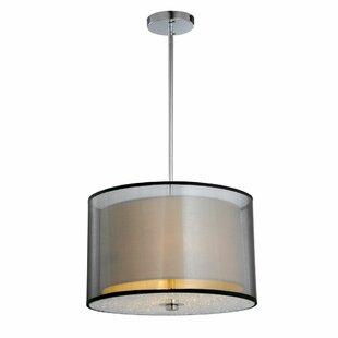 Latonya 1-Light Pendant by..