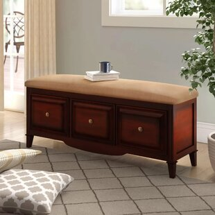 Holden Wood Storage Bench