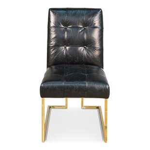 Grant Upholstered Dining Chair by Sarreid..