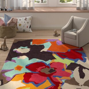 Maples Paisley Floral Area Rug Wayfair