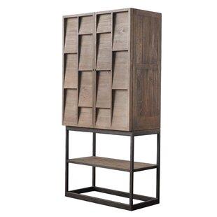 17 Stories Darrell Bar Cabinet