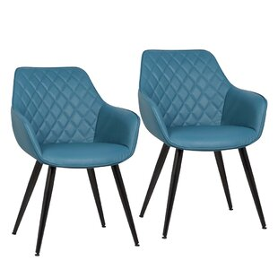 Maureen Armchair (Set Of 2) by Porthos Home Coupon