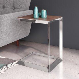 Maranto End Table by Brayden Studio