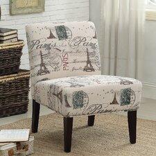 Avalon Paris Slipper Chair by A&J Homes Studio