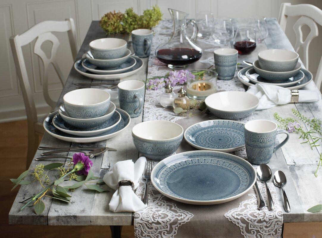 Cool Home Studio Woodland Dinnerware Set Images - Best Image Engine ...