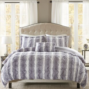 Atkins 4 Piece Duvet Cover Set