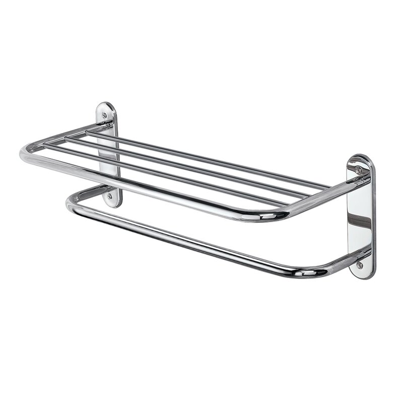 Gatco Spa Towel Racks Shelves Wall Shelf & Reviews | Wayfair