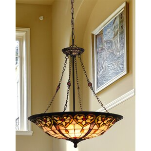Astoria Grand Popel 3-Light Inverted Pendant