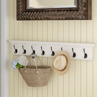 Gerold 8 Hook Wall Mounted Coat Rack By Brambly Cottage