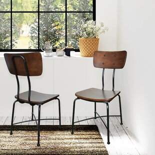 Becker Dining Chair (Set of 2) Williston Forge