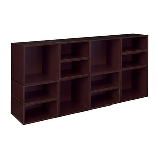 Reviews Chastain Storage Cube Unit Bookcase By Rebrilliant
