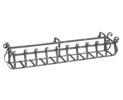 Steel Rail Planter DJA Imports