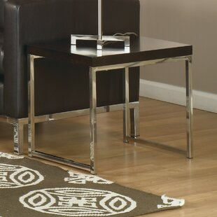 Coupon Mapleton End Table ByWade Logan