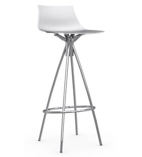 Ice 31.5 Bar Stool Calligaris