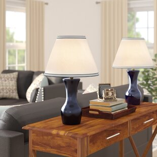 Cacia Ceramic 20 Table Lamp (Set of 2)
