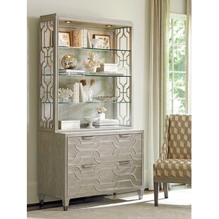 Greystone China Cabinet by Sligh