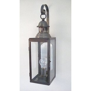 Darby Home Co Twyla LED Outdoor Wall Lantern