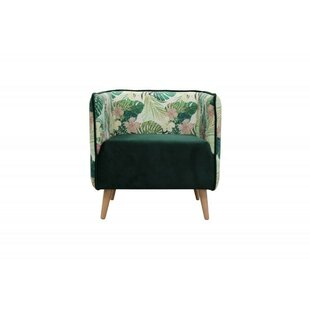 Molimo Barrel Chair By Bay Isle Home
