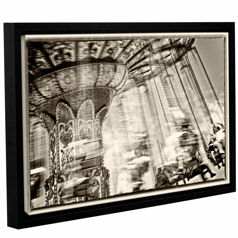 Dizzy Framed Photographic Print