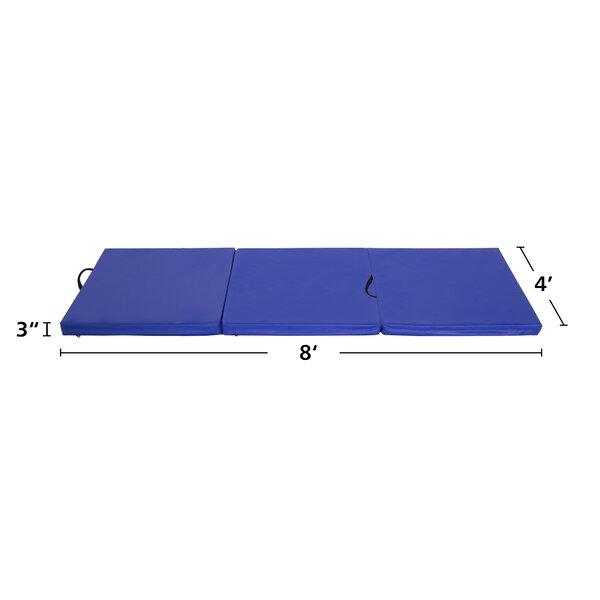 Arlmont Co Poole Gymnastics Tumbling Plastic Playmat Wayfair