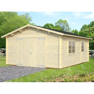 Lockwood 4.7m X 5.5m Garage By Sol 72 Outdoor
