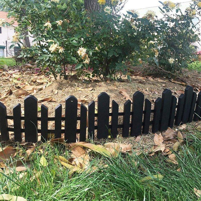 Abba Patio Recycled Plastic Resin Decorative Border Garden Edging