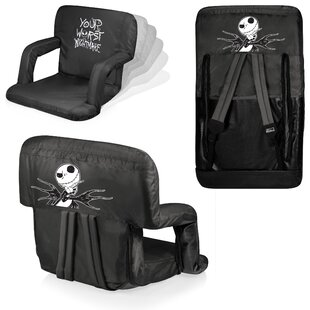 Jack Ventura Portable Reclining/Folding Stadium Seat With Cushion By Picnic Time