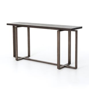Junie Console Table By 17 Stories