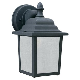 Deals Steverson Outdoor Wall Lantern By Charlton Home