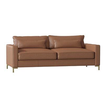 Maxine Leather Sofa Body Fabric Durango