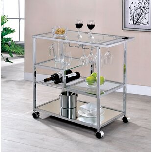 Chaudri Serving Cart
