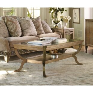 Sanctuary Coffee Table by Hooker Furniture Best Design