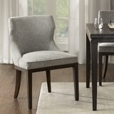 Hutton Upholstered Dining Chair (Set of 2) by Madison Park Signature