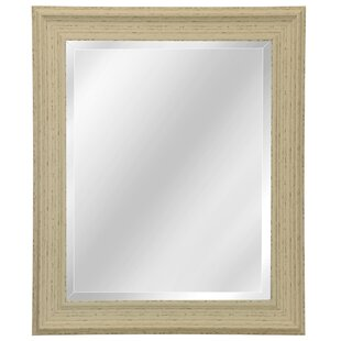 Highland Dunes Hiett Framed Bevelled Accent Mirror