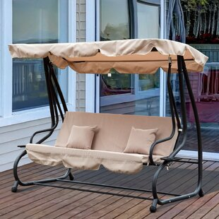 Naomi Swing Seat With Stand By Freeport Park