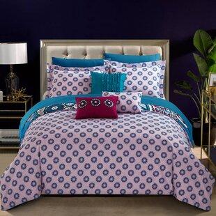 Red Barrel Studio GlenRidge 10 Piece Reversible Comforter Set