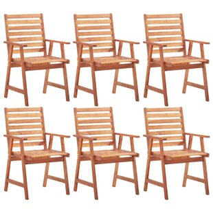 Rouidate Garden Chair (Set Of 6) By Sol 72 Outdoor