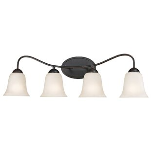 Cathy 4-Light Vanity Light By Winston Porter