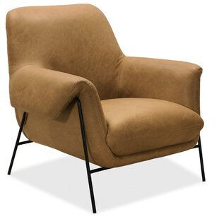 Ambroise Metal Club Chair by Hooker Furniture