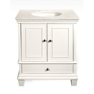 Wall Street 30 Single Bathroom Vanity Set by Darby Home Co